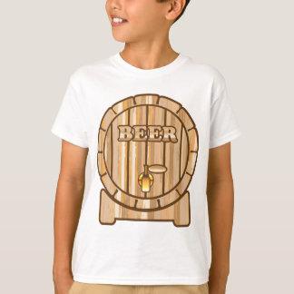 Bierfaß T-Shirt