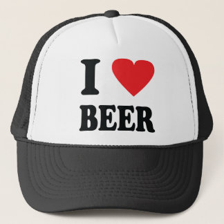 Bierikone der Liebe I Truckerkappe