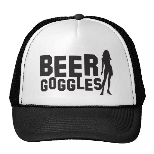 Bierschutzbrillen Mützen