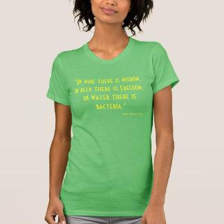 Bierzitat, Weinzitat T-Shirt
