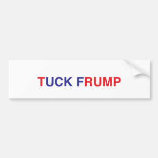 BIESEN-VOGELSCHEUCHE Donald- TrumpAutoaufkleber Autoaufkleber