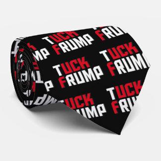 Biesen-Vogelscheuchen-lustiger Antidonald Personalisierte Krawatten