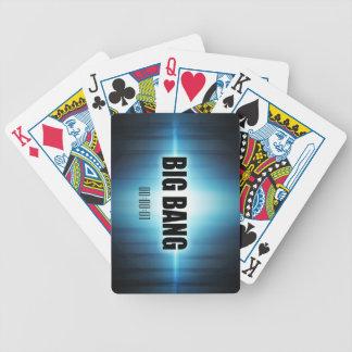 Big Bang Bicycle Spielkarten