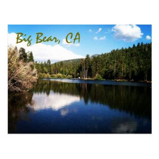 Big Bear, CA-Postkarte Postkarte