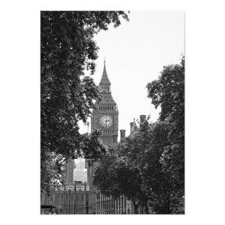 Big Ben Fotodruck