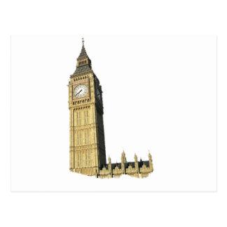 Big Ben (Glockenturm), London Postkarte