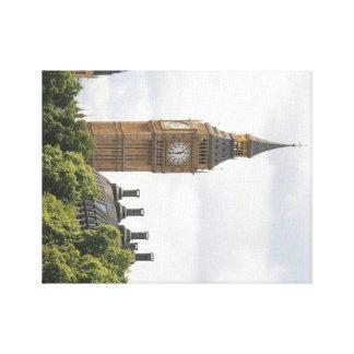 Big Ben, London England, Fotografie auf Leinwand