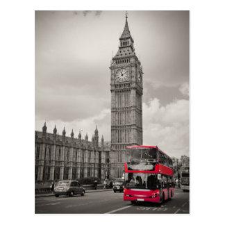 Big Ben London Postkarte