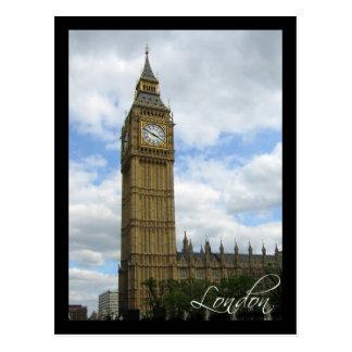 Big Ben Postkarten