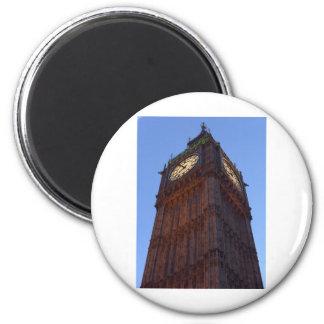 Big Ben Runder Magnet 5,7 Cm