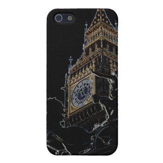 Big Ben und Boadicea Statue Etui Fürs iPhone 5