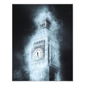 Big Ben, Westminster-Palast, London England Fotodruck
