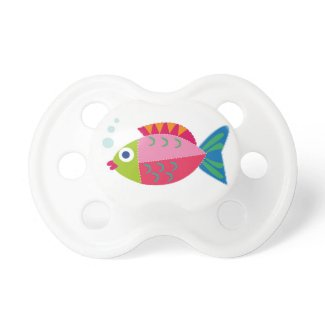 Big Fish 0-6 Monate BooginHead® Schnuller Pacifier