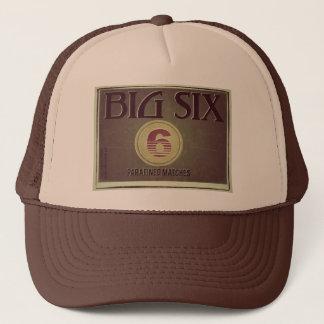 Big Six Old Label Truckerkappe