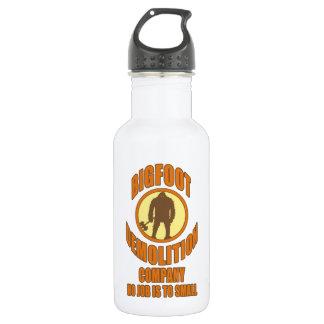 Bigfoot Demolition Company Trinkflasche