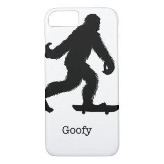 Bigfoot doof iPhone 7 Fall iPhone 8/7 Hülle