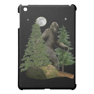 Bigfoot-Einzelteile iPad Mini Hülle