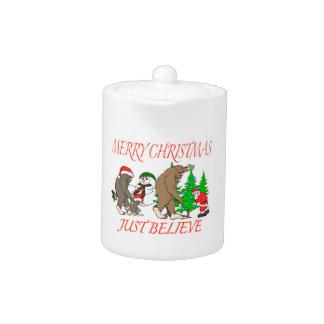 Bigfoot-Familien-Weihnachten 2
