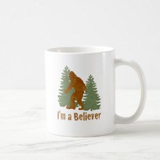 Bigfoot - ich bin ein Gläubiger Kaffeetasse