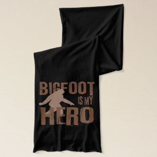 Bigfoot ist mein Held Schal