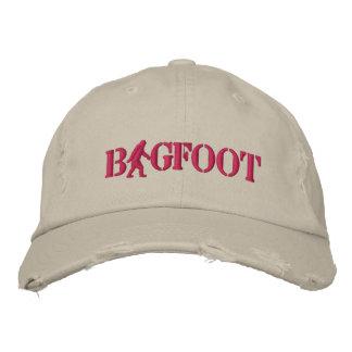 Bigfoot mit Logo Bestickte Kappen