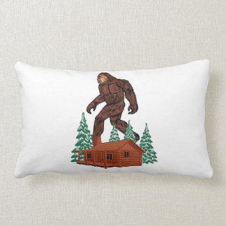 Bigfoot-Paradies Lendenkissen