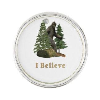 Bigfoot-T - Shirts Anstecknadel