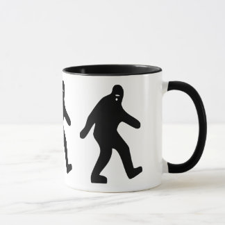 Bigfoot-Tasse Tasse