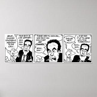BiggsCorp Comic - Mai 28,2013 - ESSEN Sie MEINE PL Poster