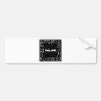 bigstock-FASHION-Word-collage-on-black-13237136.jp Autoaufkleber