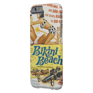 Bikini-Strand Barely There iPhone 6 Hülle