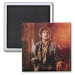 Bilbo Charakter-Plakat 3 Magnets