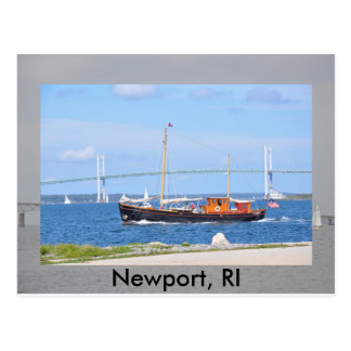 Bild 030, Bild 071, Bild 006, Newport, RI Postkarte