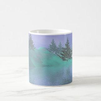 Bild der Wildnis 3D Kaffeetasse