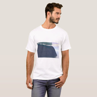 Bild des Ufers 3D T-Shirt