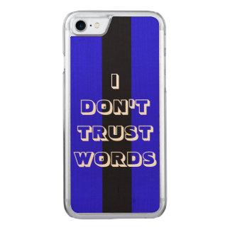 Bild des Vertrauens iphone-6 Carved iPhone 8/7 Hülle
