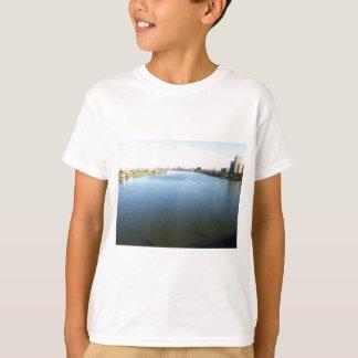 Bild vom Nil in Kairo, Ägypten T-Shirt