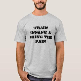 Bilden Sie GEISTESKRANKES aus u. holen Sie die T-Shirt