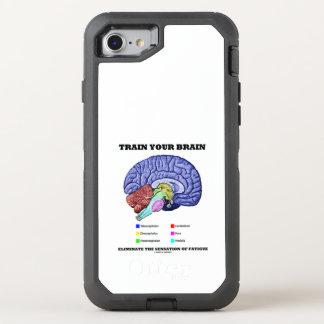 Bilden Sie Ihr Gehirn beseitigen Empfindung der OtterBox Defender iPhone 8/7 Hülle