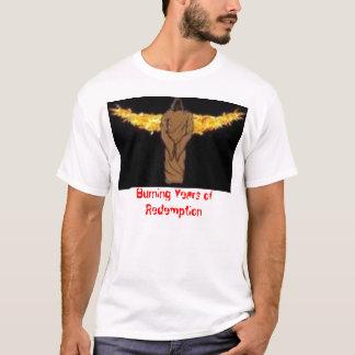 Bilder, brennende Jahre der Abzahlung T-Shirt