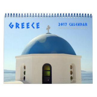 Bilder des Griechenland-Wandkalenders Abreißkalender