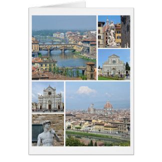 Bilder von Florenz Karte