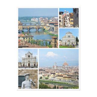Bilder von Florenz Leinwanddruck