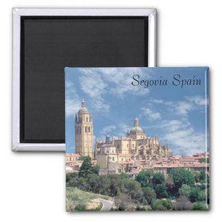 Bilder von Spanien-Magneten Quadratischer Magnet