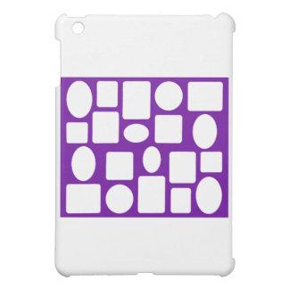 Bilderrahmen-Landschaft lila das MUSEUM Zazzle Hüllen Für iPad Mini