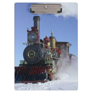 Bildwahlen Klemmbrett des Zug-13-14