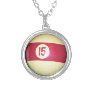 Billardkugel #15 amuletten