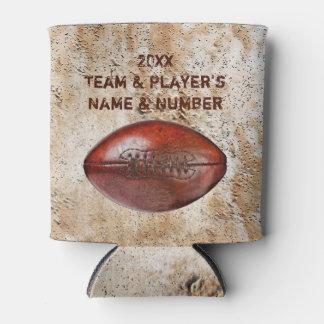 Billige personalisierte Fußball-Team-Geschenke, Dosenkühler