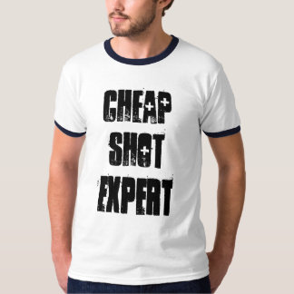 billiger Schuss T-Shirt