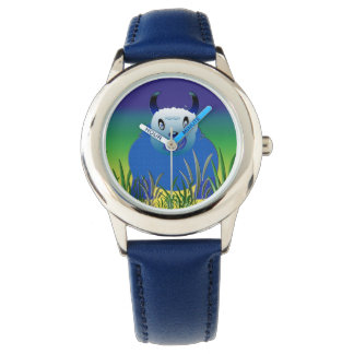 Billy-Blau Uhren